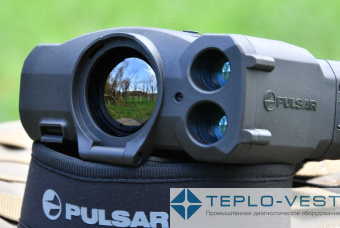 Тепловизор PULSAR Accolade LRF XP50