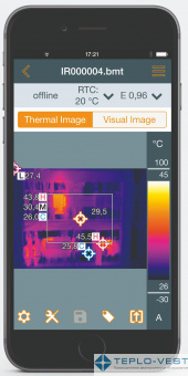 Testo Thermography App
